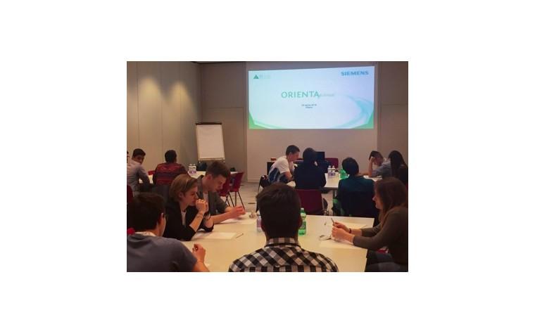 Verso le professioni del futuro: Siemens orienta i giovani al lavoro