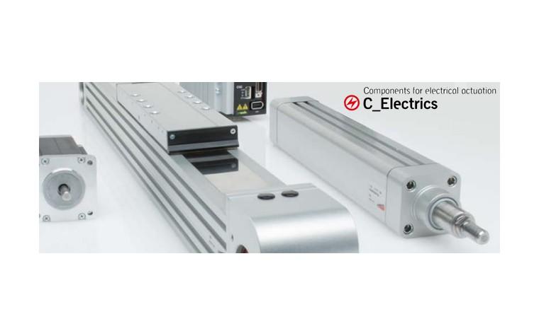 C_Electrics: componenti Camozzi per l'attuazione elettrica